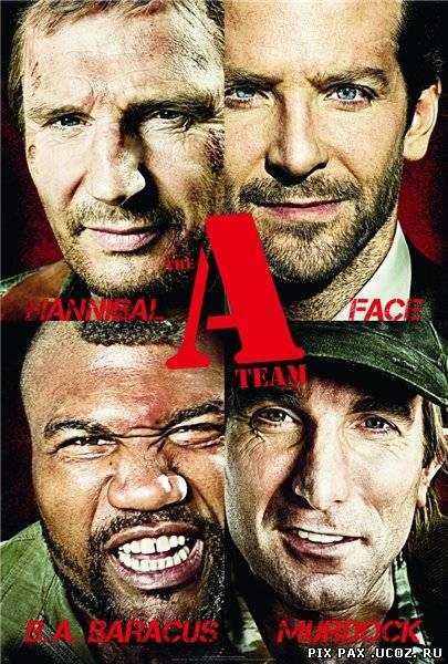Команда `А`